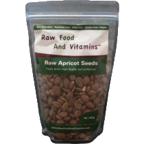 Raw Bitter Apricot Seeds