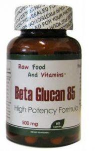 Beta Glucan 85